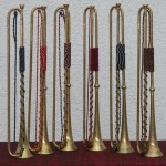 6 trumpets for the concert