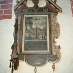 Epitaph mit Birckholtz-Trompete
