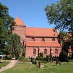 Kirche in Belitz / Prebberede