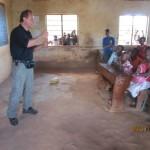 Schule in Mtii
