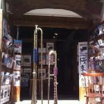 trumpets in Kofu-City
