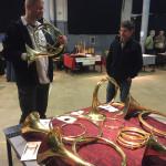 Daniel Kunst, Frenchhorn maker Bremen