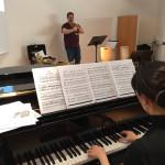 Piano: Yukie Togashi