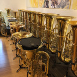 Tuba Abteilung